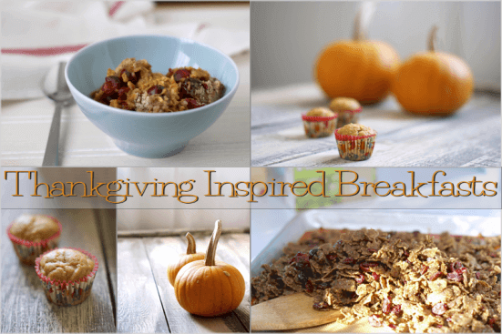 Thanksgiving Breakfast Ideas