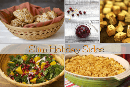 The Holiday Flavors you love just a little lightened up!