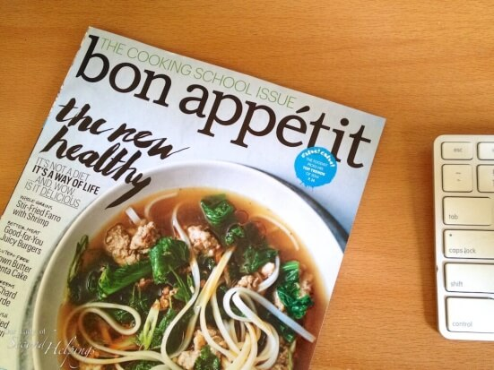 Bon Appetit January 2014 The Cooking School Issue