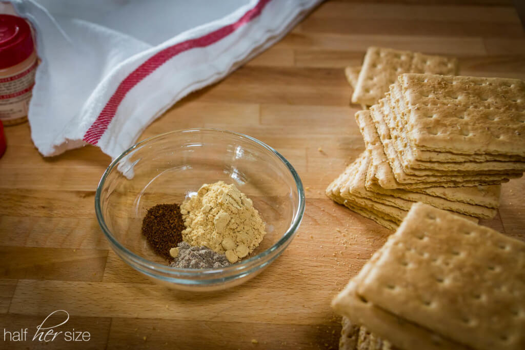Holiday Spice Recipe: Ginger Cookie Crumbles