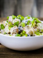 Easy Yogurt Potato Salad Recipe