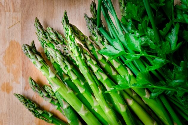 Spring Pasta with Asparagus-2