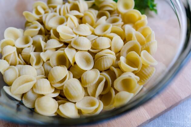 Spring Pasta with Asparagus-3