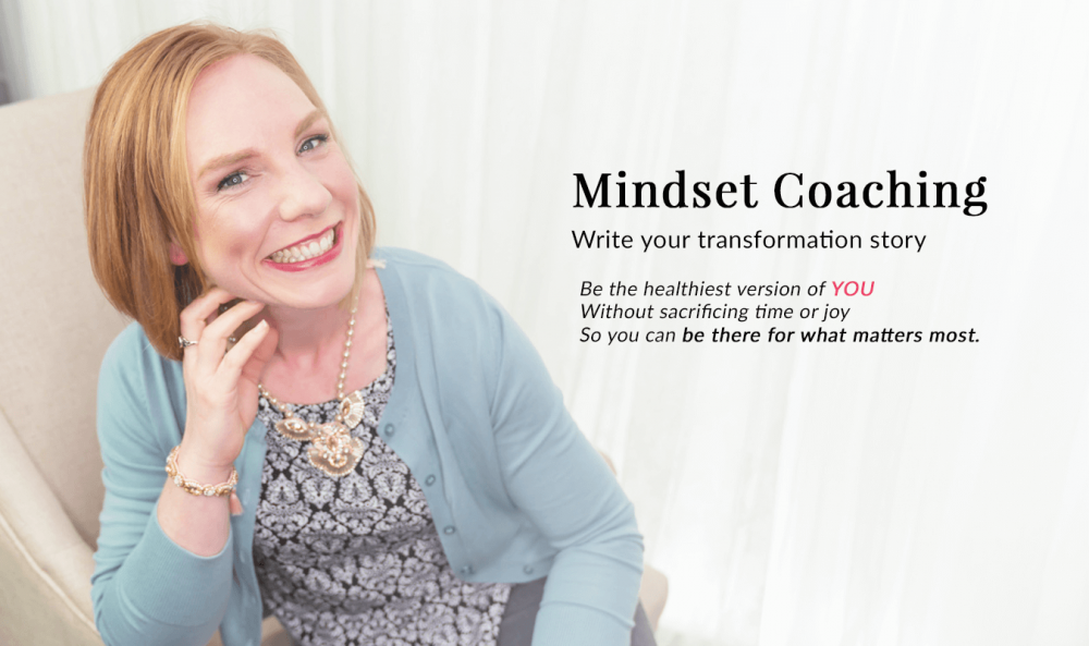 Mindset Coaching with Rose McAvoy